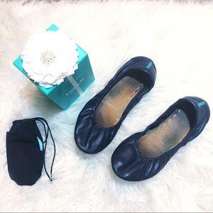 Tieks Ballet Flat in Navy Size 9